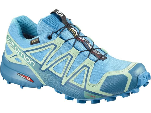 Salomon Speedcross 4 GTX - Chaussures running Femme - turquoise